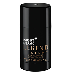 Mont Blanc Legend Night део-стик 75 мл