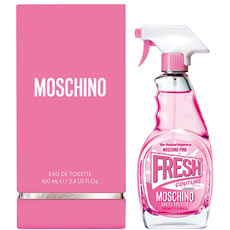 Moschino Pink Fresh Couture дамски парфюм