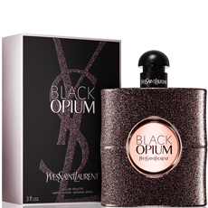 Yves Saint Laurent BLACK OPIUM Eau de Toilette дамски парфюм