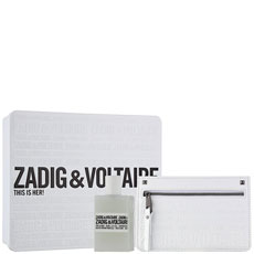 Zadig&Voltaire This is Her комплект 2 части 50 мл - EDP