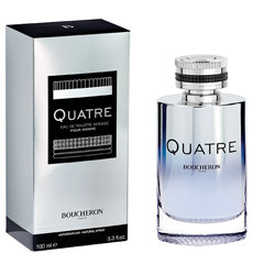 Boucheron Quatre Intense мъжки парфюм