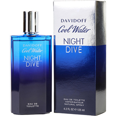Davidoff COOL WATER NIGHT DIVE мъжки парфюм