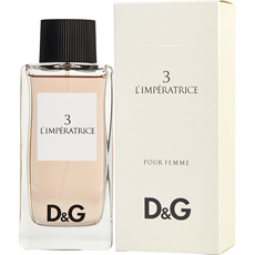 Dolce&Gabbana 3 L'IMPERATRICE дамски парфюм