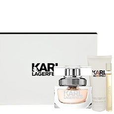 Karl Lagerfeld for Her комплект 3 части 85 мл - EDP