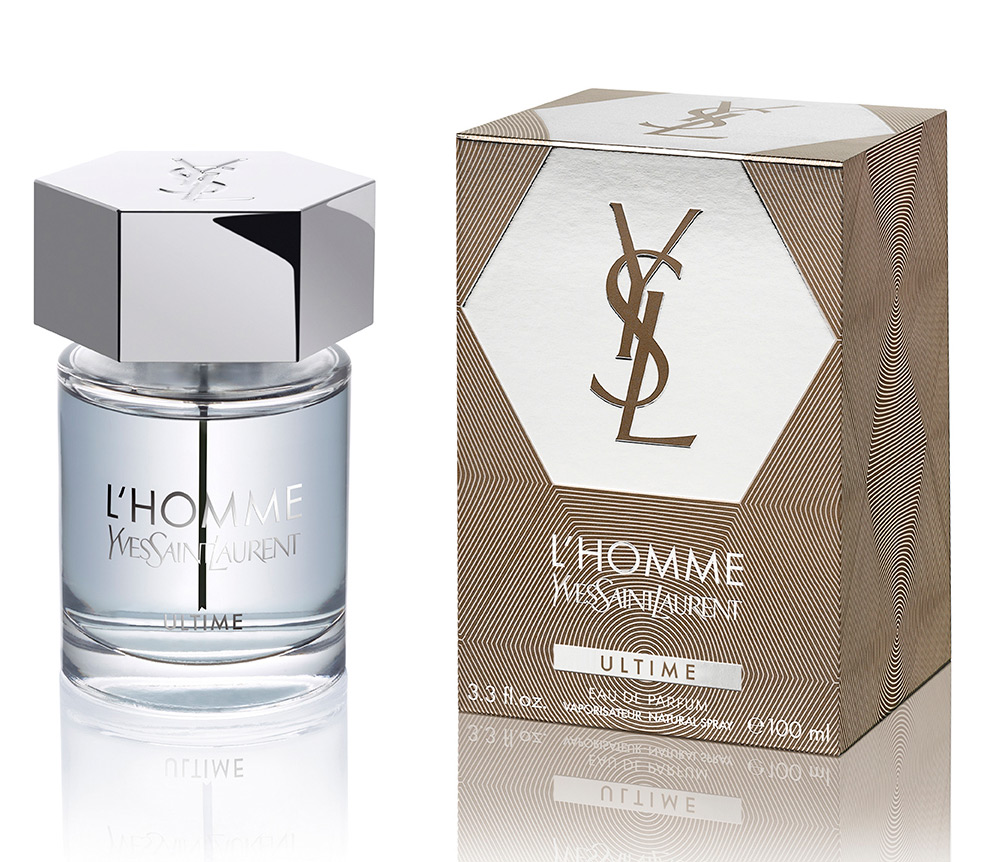 Yves Saint Laurent L'Homme Ultime мъжки парфюм