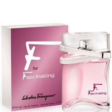 Salvatore Ferragamo F FOR FASCINATING дамски парфюм