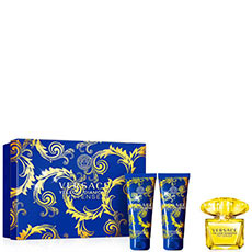 Versace YELLOW DIAMOND INTENSE комплект 3 части 50 мл - EDP
