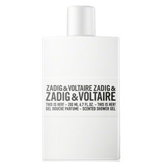 Zadig&Voltaire This is Her душ-гел 200 мл