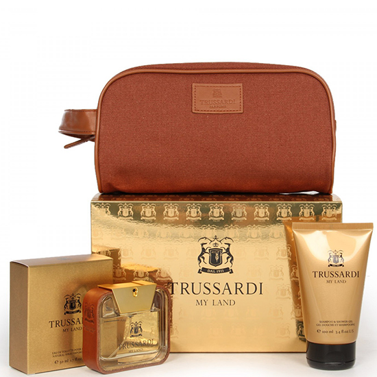 Trussardi MY LAND комплект 3 части 100 мл - EDT