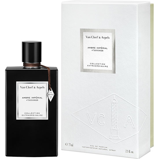 Van Cleef & Arpels Ambre Imperial - Collection Extraordinaire унисекс парфюм