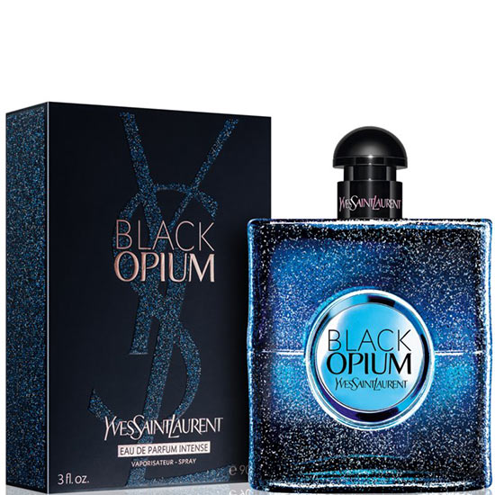 Yves Saint Laurent Black Opium Intense дамски парфюм