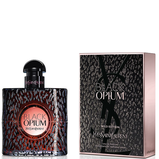 Yves Saint Laurent Black Opium Wild Edition дамски парфюм