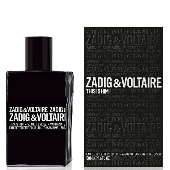 Zadig&Voltaire This is Him мъжки парфюм