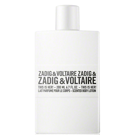 Zadig&Voltaire This is Her лосион за тяло 200 мл