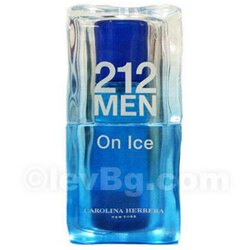 Carolina Herrera 212 ON ICE мъжки парфюм