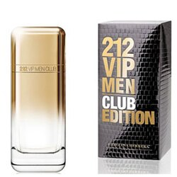 Carolina Herrera 212 VIP Men Club Edition мъжки парфюм