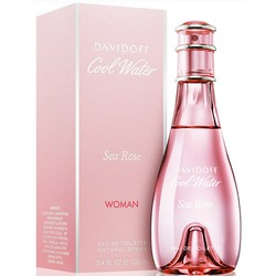 Davidoff COOL WATER SEA ROSE дамски парфюм