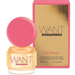 DSquared Want Pink Ginger дамски парфюм