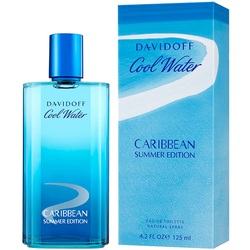 Davidoff Cool Water Caribbean Summer Edition мъжки парфюм