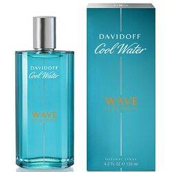 Davidoff Cool Water Wave мъжки парфюм