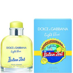 Dolce&Gabbana Light Blue Italian Zest мъжки парфюм