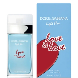 Dolce&Gabbana Light Blue Love is Love Pour Femme дамски парфюм