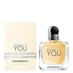 Emporio Armani Because It's You дамски парфюм