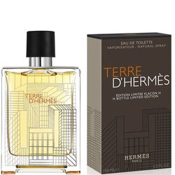 Hermes Terre D'Hermes H Bottle Limited Edition 2017 мъжки парфюм