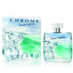 Azzaro CHROME SUMMER EDITION 2013 мъжки парфюм