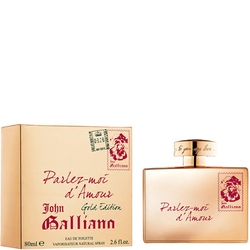 John Galliano PARLEZ-MOI d'AMOUR Gold Edition дамски парфюм