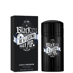 Paco Rabanne BLACK XS Be A Legend Iggy Pop мъжки парфюм